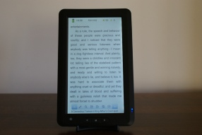 JWF eReader-6000 Large Text