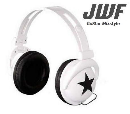 JWF GoStar Mixstyle Headphones