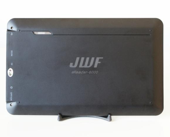 JWF eReader-6000 Landscape Mode